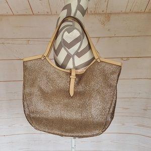 Stella & Dot Large Tote Hobo Handbag